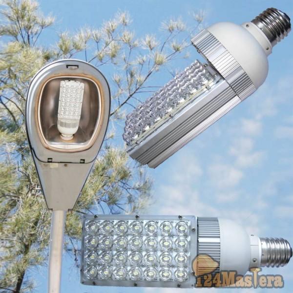 Светодиодные лампы в сравнении с ЛОН