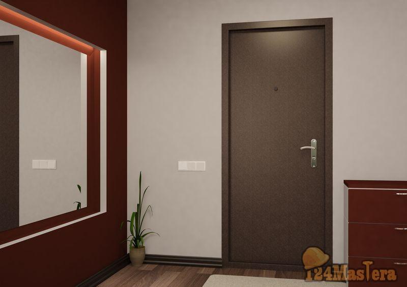 Памятка по выбору входных металлических дверей