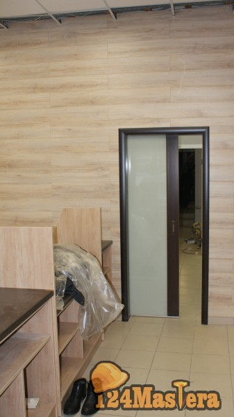 Установка дверей по безналу от 124 Мастера