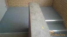 Противоскользящее покрытие gummi-рельеф, серый