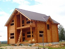 Дом на Кузнецовском плато