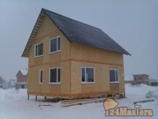 Строим в Красноярске, Дудинке, пос.Носок, Байкит, Ачинск, Назарово, Новосибирск и т.д.