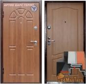АРТИК БАРС ТЕРМО -50 = 25000руб-    дверное  полотно толщиной 90 мм,  изготовлено из цель...