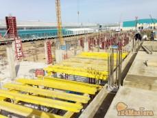 Строительство АБК на ТаАЗ