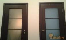 Установка дверей, монтаж входных