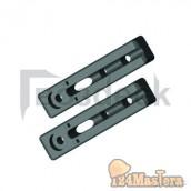 ДУЭТ70 предназначен для монтажа досок любой формы,  имеет гладкую поверхность без острых р...