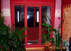 Эта красная красная дверь