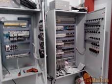 Шкафы управления вентиляцией. (овощехранилище)