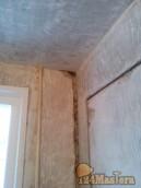 Штукатурка. Подготовительные работы: дефектовка/зачистка. Стена 1 стадия было. Зачистка шв...