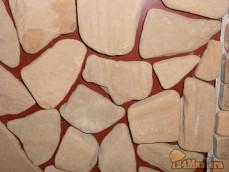 Натуральный природный камень галтованый 297-89-53