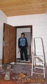 Дверь Витязь с накладками под цвет мехжкомнатных дверей