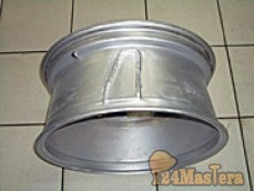 Аргонная (аргонодуговая)сварка алюминиевого диска