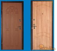 Дверь для улицы «АРТИК-БАРС» Цена - 24000 руб (нет промерзания!)-    дверное  полотно тол...