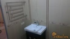 Монтаж полотенцесушителя с переносом стояка в стену. Устан...