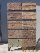Размеры, цвет, способы обработки камня могут быть самыми разными.