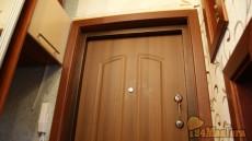 Ретвизан входная дверь с откосами в жизни хороша. Обои хозяева доклеют, сверху брусок впая...