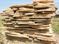 Натуральный природный камень песчаник бежевый 297-89-53