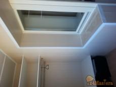 Установка пвх изделия,утепление и отделка балкона в студ г...