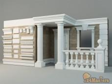 Мастерская фасадные изделия