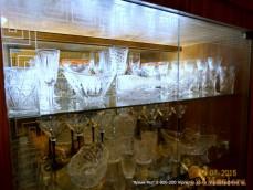 Гравировка греческого орнамента на витринном стекле 700р.