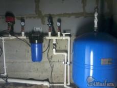 Водопровод из скважины-монтаж,настройка,обслуживание.
