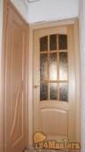 Шпон дуба светлый Карельские двери продаются в Гудвере