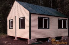 дом  для круглогодичного проживания состоит из модулей.  М...