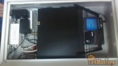 Сборка уличного ящика для видеонаблюдения