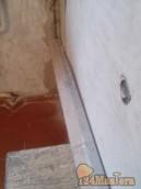 Штукатурка. Подготовительные работы: дефектовка/зачистка. Стена 1 стадия было. Перепад 1-2...