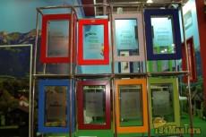 Мы гарантируем минимум дополнительных 10 лет эксплуатации окрашенного ПВХ профиля в окнах ...