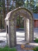 Обустройство природным камнем малые архитектурные формы 297-89-53