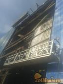 Демонтаж панелей корпуса ТЭЦ3 гНорильск июню 2016г