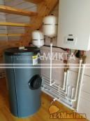 Отопление для частного дома. Еще больше фото на https://amikta.ru/otoplenie/