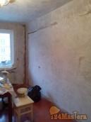 Штукатурка. Подготовительные работы: дефектовка/зачистка. Стена 1 стадия было.