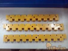 Резка стеклотекстолита 10мм.Можем до 70мм