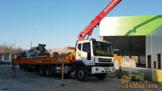 Заливаем бетон в Красноярске.  Тел .2090777