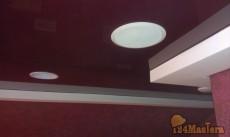 Аудио колонки в потолке