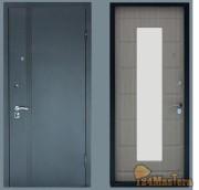 Дверь входная «Эллидж»  цена 17500 руб. РОЗНИЧНАЯ-     полотно 75мм. из цельногнутого лис...