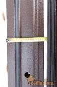 Глубина коробки Термо дверь Алмаз 15 см