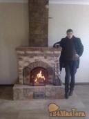 Печь Камин Барбекю