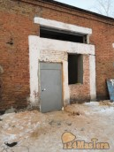 Дверь сейфового типа, металл 3.5мм.
