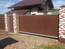 Откатные ворота Кузнецово