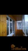 Установка окон и ремонт балкона и лоджии