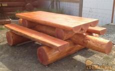 Мебель из дерева (для Вашего сада).