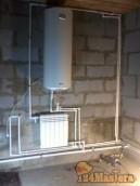 Обвязка накопительного водонагревателя