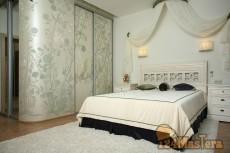 Гардеробная в спальне.Авторская роспись