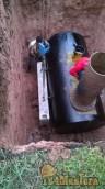 септик -бак военный увязанный 6 кубов