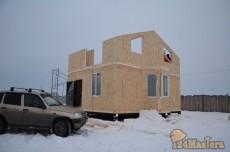 Новый дом в Емельяново