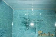 Ванная в виде аквариума