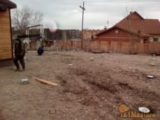 """Фундамент под пристрой к Кафе """"Медвежий угол"""" г.КрасноярскСамо кафе построено н..."""
